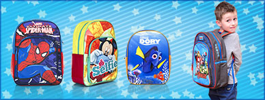 Disney Backpacks and Bags