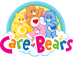Care Bears merchandise for children wholesale.