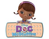 Doc McStuffins clothing and accessories wholesale supplier.