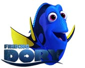 Finding Dory and Nemo licensed products and apparel for children and babies.