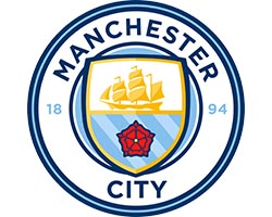 Manchester City football club merchandise wholesale.