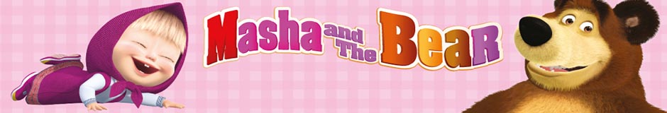 Wholesale Masha and the Bear licensed clothing for kids.