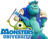 Monsters University merchandise supplier.