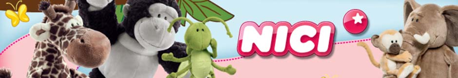 Wholesale NICI pluch cuddly toys