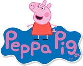Peppa Pig merchandise for children and babies wholesaler.