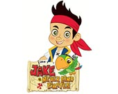 Jake and the Never Land Pirates clothing and accessories for children and babies wholesale supplier.