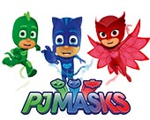 PJ Masks merchandise for children wholesale supplier.