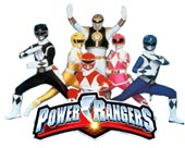 Power Rangers clothing and accessories wholesale supplier.
