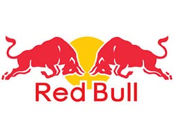 Red Bull merchandise wholesale supplier.