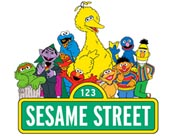 Sesame Street merchandise for babies and children supplier.