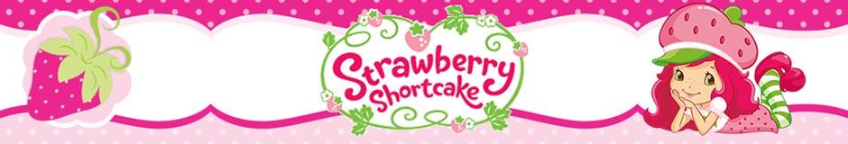 Strawberry Shortcake merchandise wholesale.