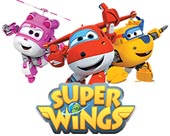 Wholesale Super Wings merchandise for children and babies.