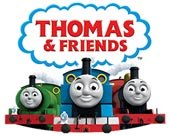 Wholesale Thomas and Friends licensed merchandise for babies and children.