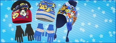 Headwear , Scarves , Gloves