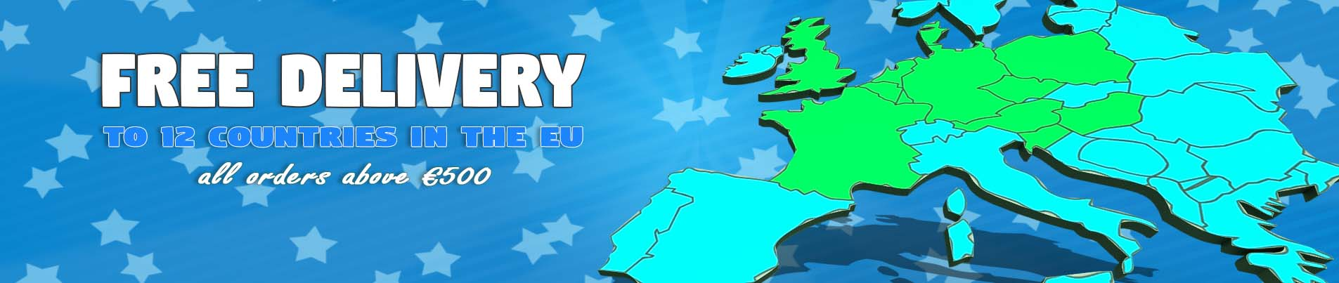 Disney Wholesale - Free Delivery to 12 Countries in Europe.