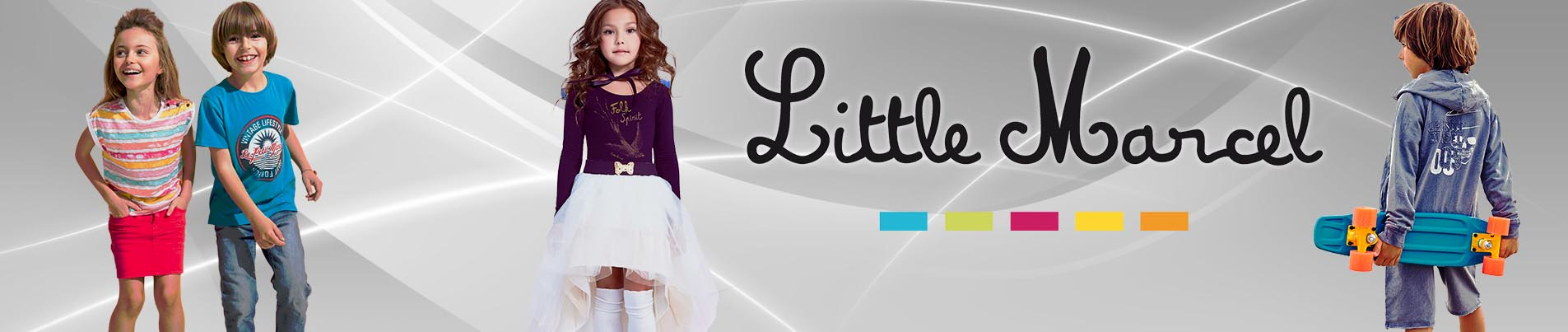 Little Marcel Brand Clothes Wholesale