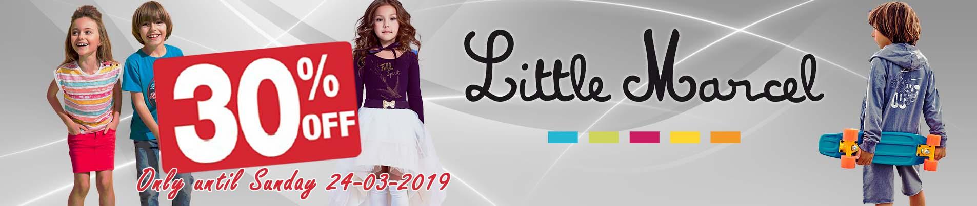 Little Marcel Brand Clothes Wholesale