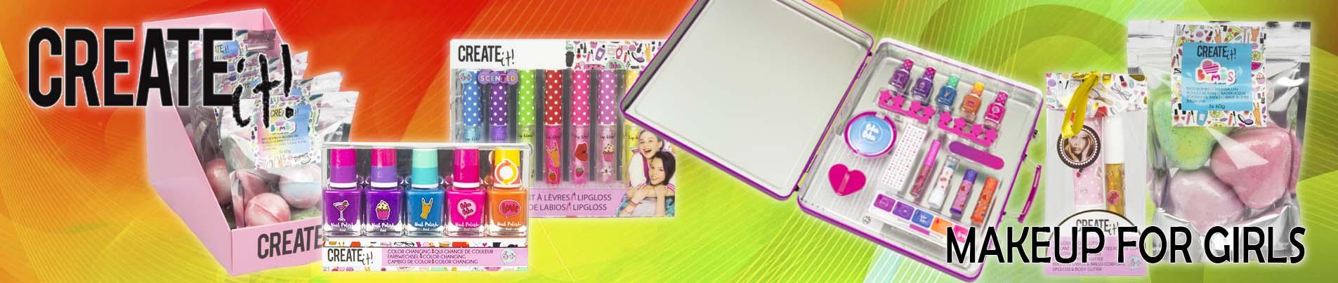 Make-up for girls wholesale distributor