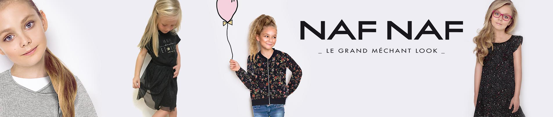 Naf Naf children brand clothes wholesale.