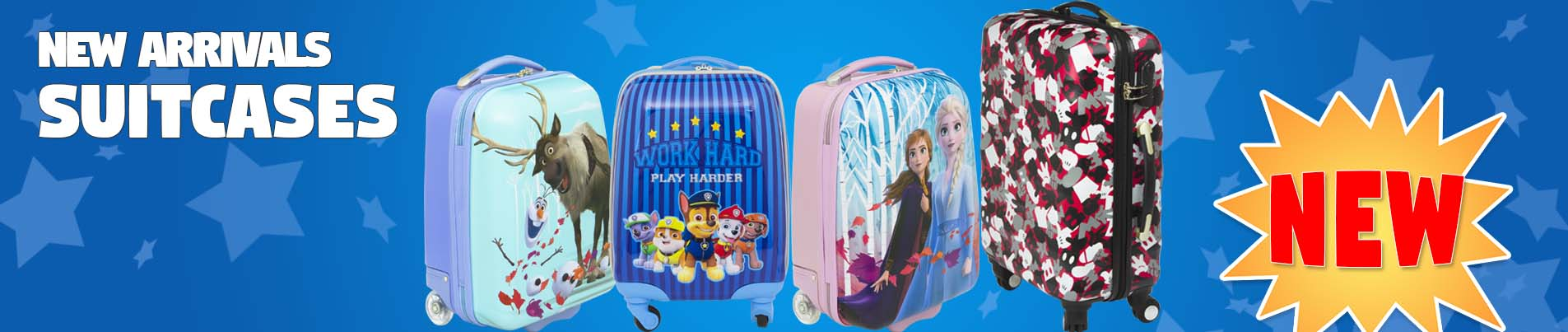 Suitcases for kids wholesale